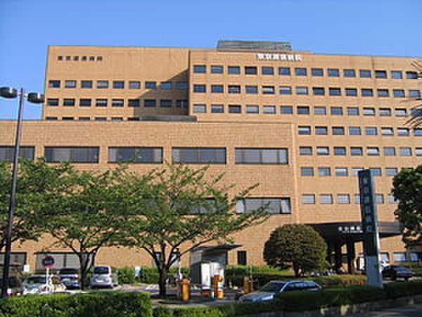 逓信病院(病院)まで750m