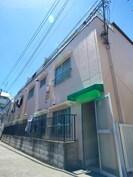 第二コーポ太田屋の外観