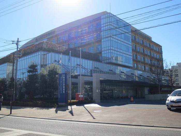 川崎市立多摩病院(病院)まで450m