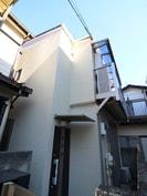 高円寺北一丁目貸家の外観