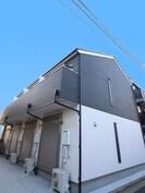 コーラルコート東村山壱番館の外観