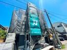 サニーベイ横浜の外観
