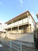 シティハイム松島の外観