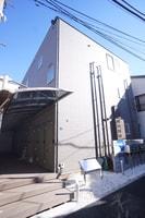 サザンクロス板橋Ⅲの外観