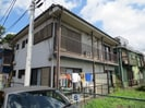 松村荘の外観