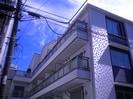 ロンデ西新宿の外観
