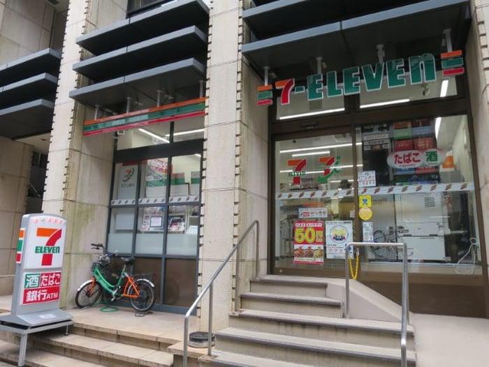 セブンイレブン渋谷原宿通り店(コンビニ)まで55m