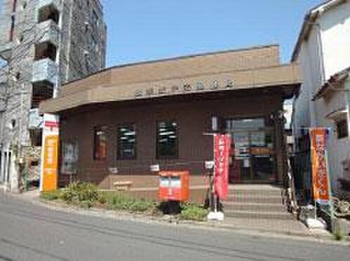 横浜新子安郵便局(郵便局)まで27m