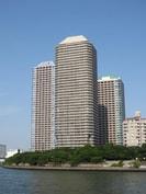 リバーポイントタワー(2204)の外観