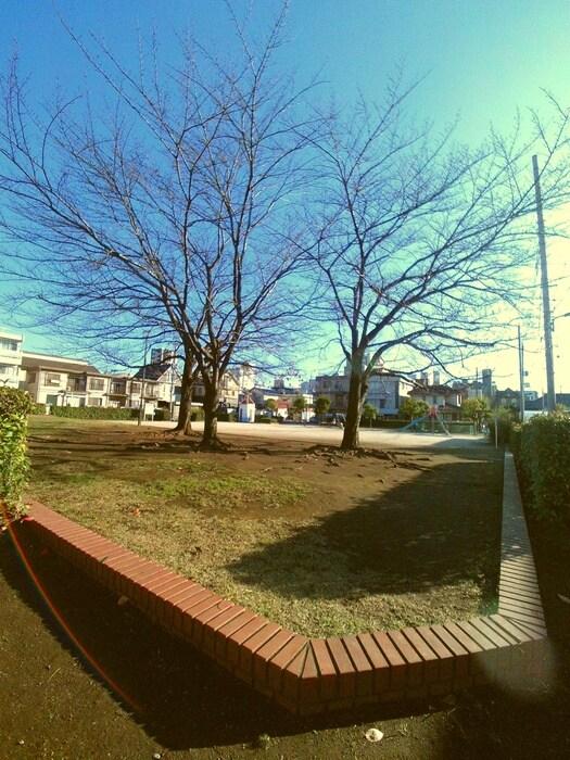 氷川上田公園(公園)まで116m