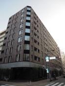 シティハウス東京新橋(603)の外観