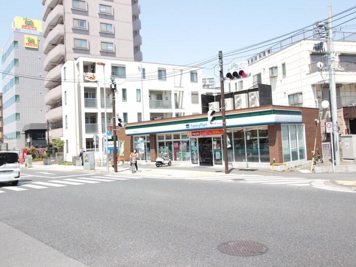 ファミリーマート藤沢遊行通り店(コンビニ)まで160m