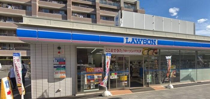 ローソン海老名中央1丁目店(コンビニ)まで427m