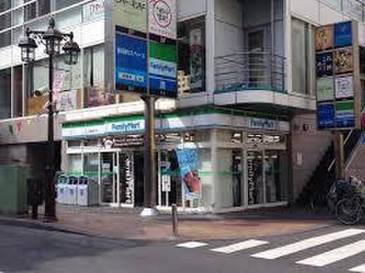 ファミリーマート 立川南駅店(コンビニ)まで190m