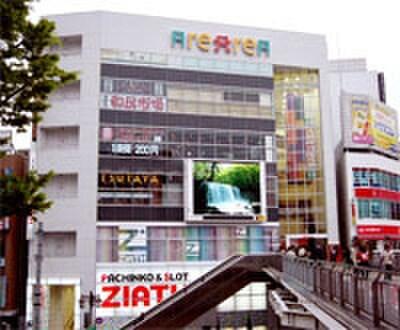 TSUTAYA立川店(ビデオ/DVD)まで260m