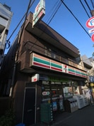 寺澤東馬込ビルの外観