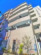 東建シテイハイツ上野の外観