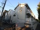 パ-クサイド駒沢A棟の外観