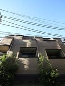 プリウス西新宿の外観
