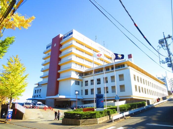 昭和大学病院(病院)まで1100m