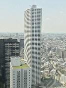 ザ・パークハウス西新宿タワー60(405)の外観