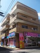 多摩川コ-ポの外観