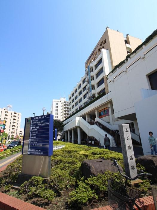 江東区役所大島出張所(役所)まで200m