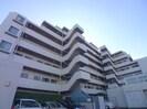 上野毛パーク・ホームズアダージオの外観