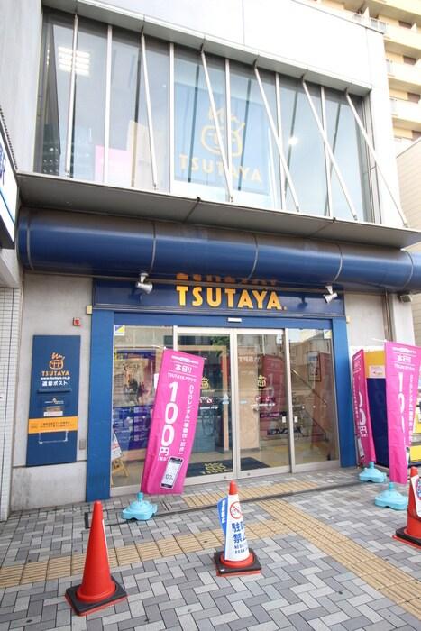 TSUTAYA(ビデオ/DVD)まで223m