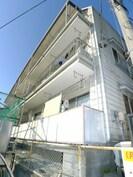小川第2ビルの外観