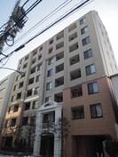 クリオ三田ラ・モードの外観