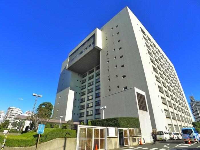 市役所(役所)まで940m