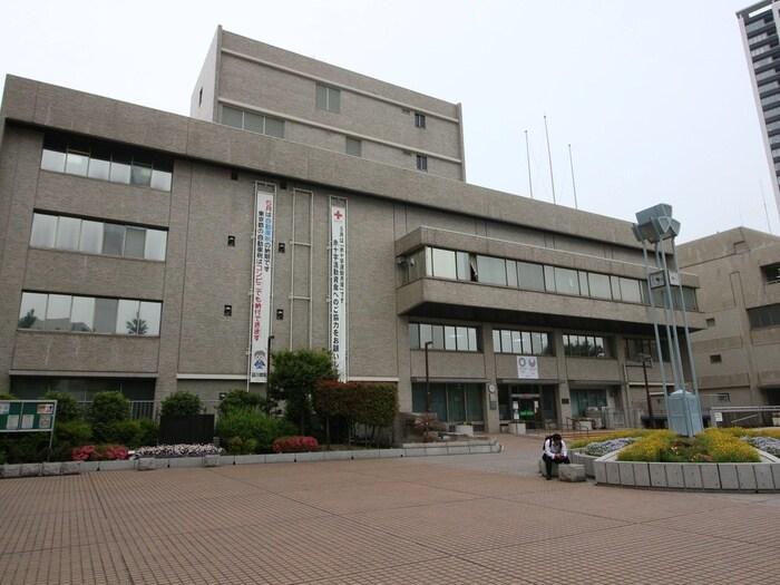 品川区役所(役所)まで84m