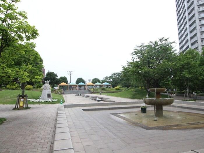 中央公園(公園)まで88m