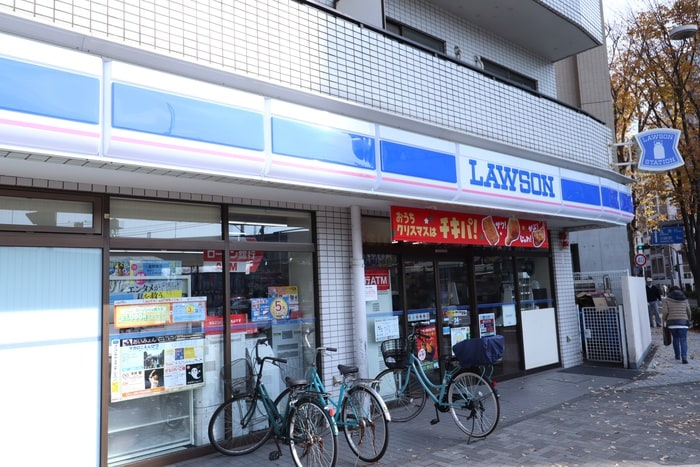 ローソン 武蔵小杉店(スーパー)まで162m