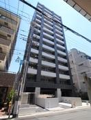 ガーラ・シティ新丸子駅前(1205)の外観