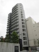 ザ・パークハビオ上野の外観