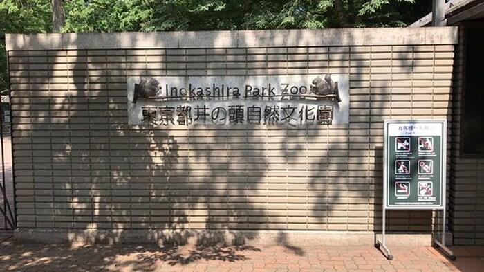 井の頭自然文化園(公園)まで1200m