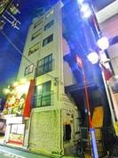 イエロ-平井ビルの外観