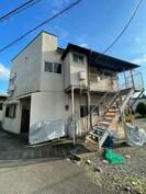 関荘の外観