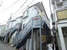 ピュアハウス鶴ヶ峰3番館の外観