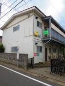 平田荘の外観