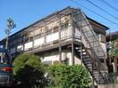 石坂荘の外観