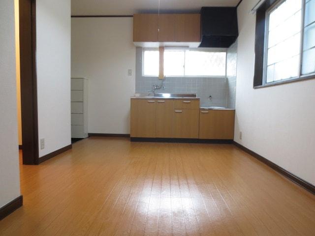 室内からの展望