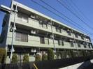 第8島田マンションの外観