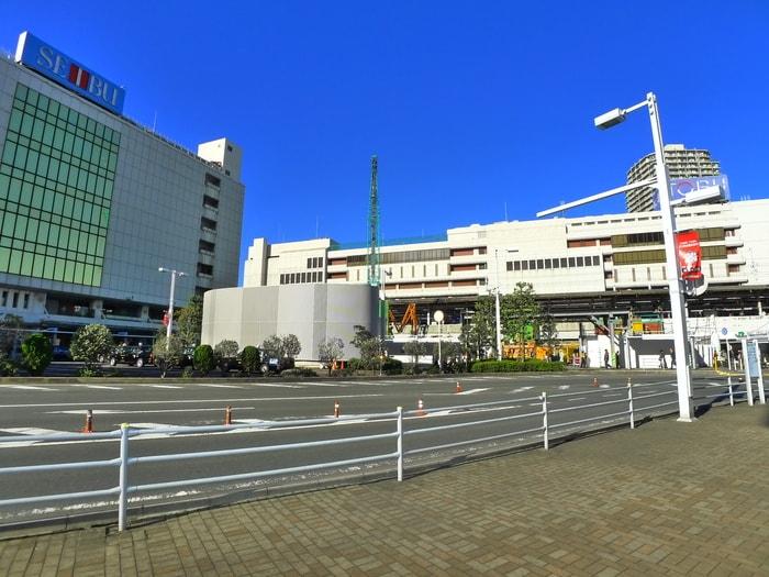 西武百貨店(デパート)まで410m