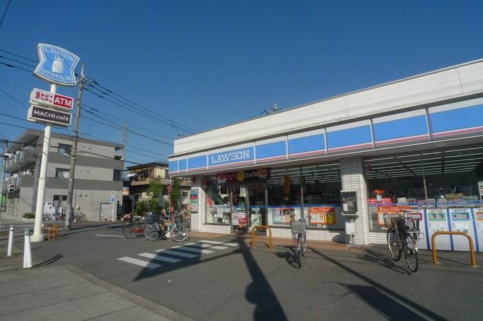 ローソン川口赤井4丁目店(コンビニ)まで160m