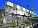 エクセルヴィレッジD棟の外観