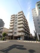 朝日本厚木マンション(603)の外観
