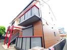 メゾンパークス210 A棟の外観